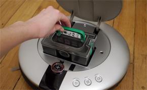 entretien robot aspirateur