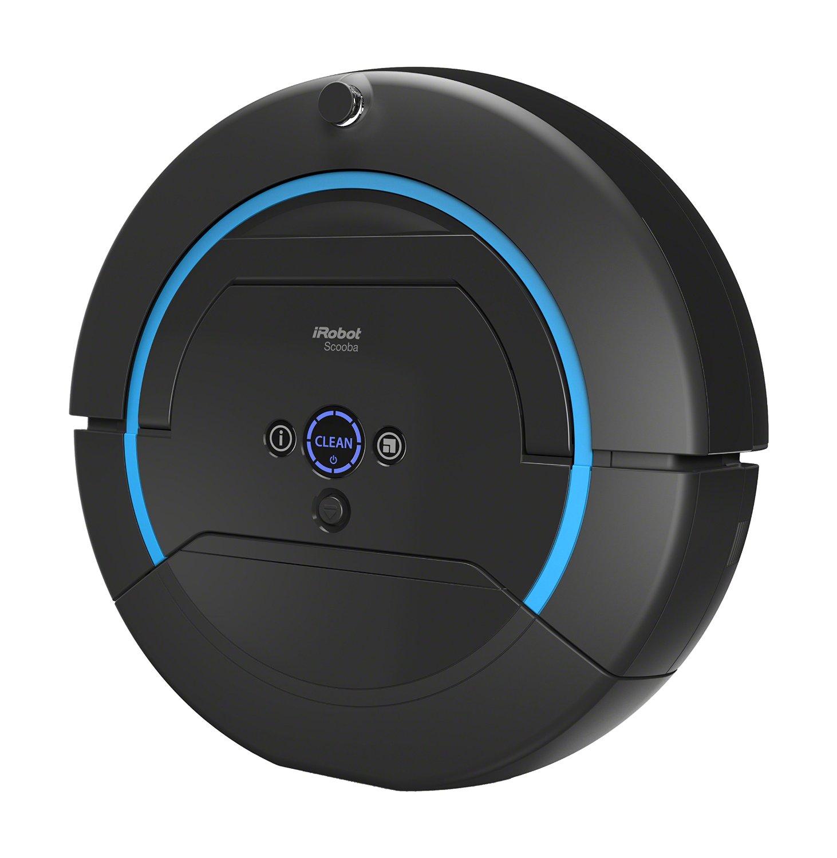 nous avons test le robot laveur irobot scooba 450. Black Bedroom Furniture Sets. Home Design Ideas