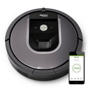 Meilleur Robot Aspirateur iRobot Roomba 960
