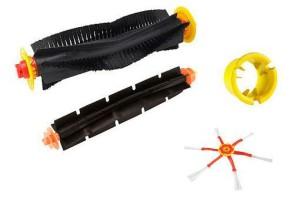 robot aspirador cepillos