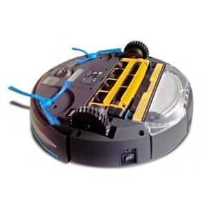 structure aspirateur robot