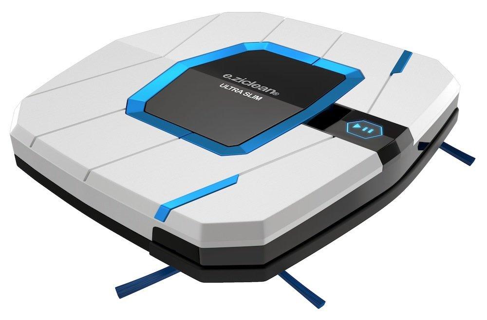 Aspirateur Robot e.ziclean Ultra Slim V2 + nombreux