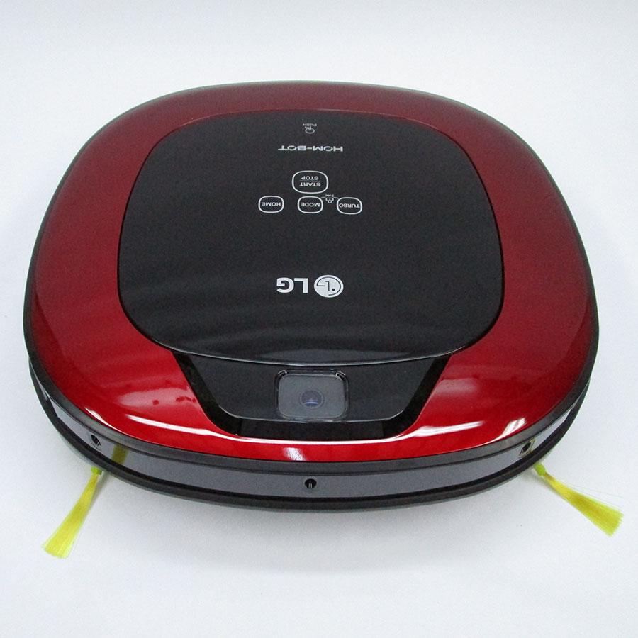 Notre test complet du LG VR7412RB Hom Bot Square